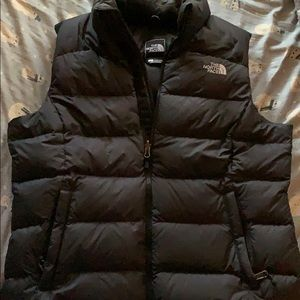 Brand new NorthFace puffy vest